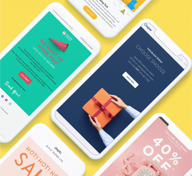 EMAIL MARKETING FOR ECOMMERCE BRANDS
