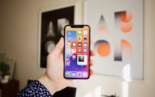 iOS14 Update for iphone